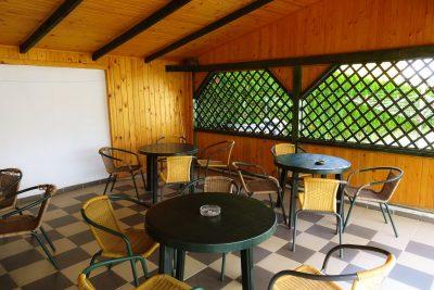ubytovani podhajska penzion green houses veranda